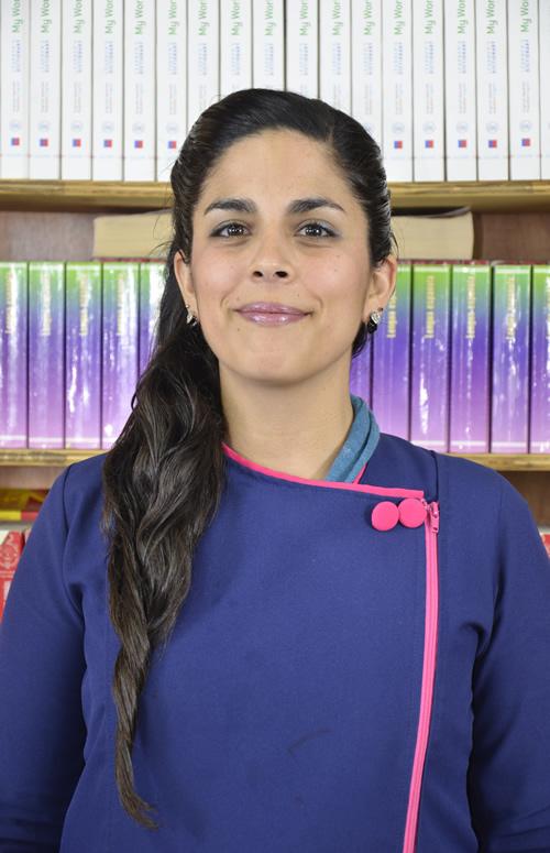 Andrea María Butto Miranda