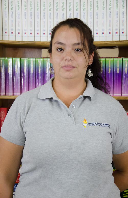 Alejandra Elizabeth Muñoz Cayún