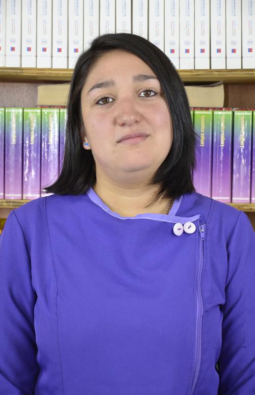 Begonia Soledad Carreño Rojas