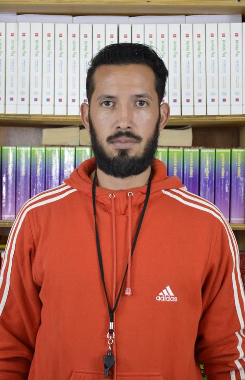 César Rogelio Fuentes Contreras