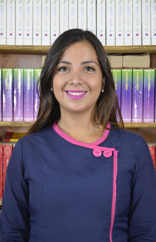 Daniela Francisca Pérez Gutiérrez