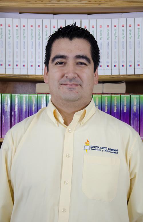 Michael Abraham Cofré Álvarez