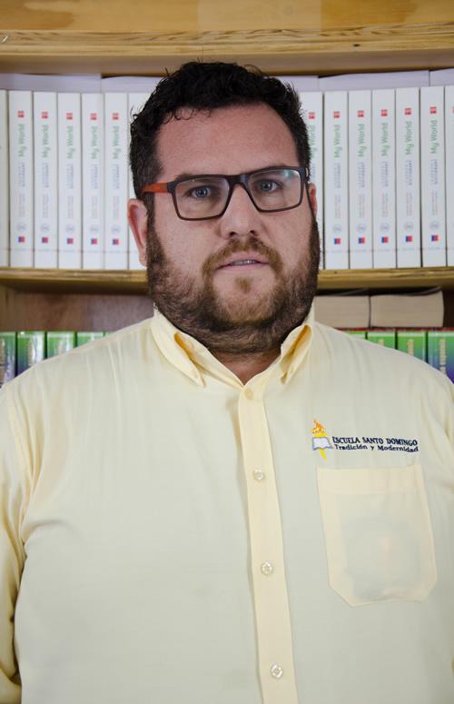 Mauricio Andrés Rojas Hernández
