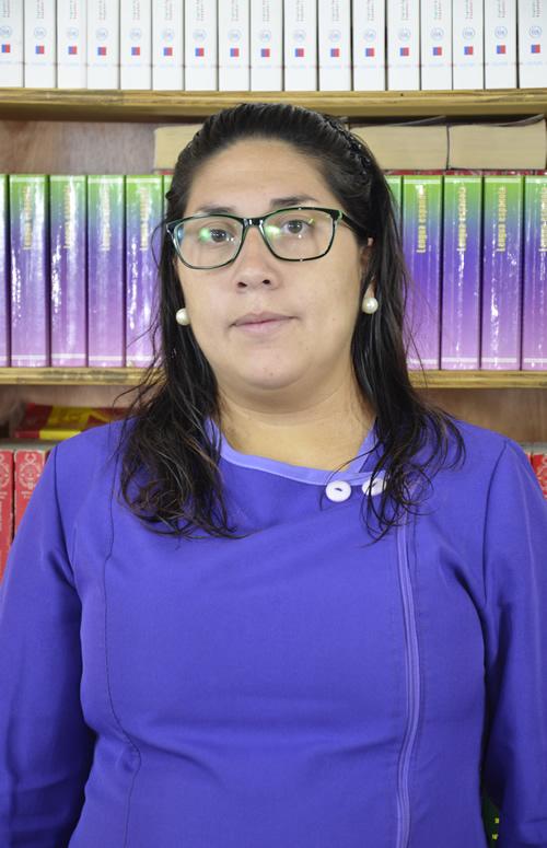 Natalia Karina Carrasco Pacheco