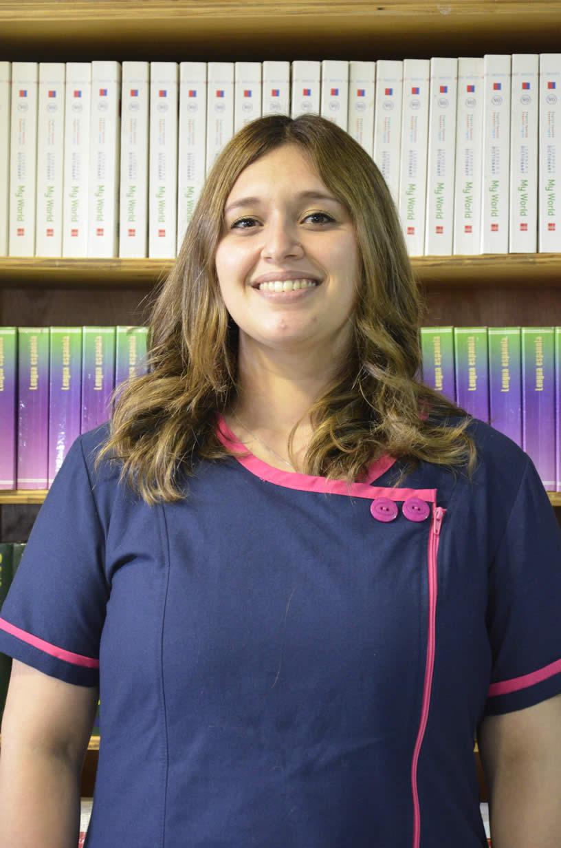 Carolina Fernanda San Martín Acosta