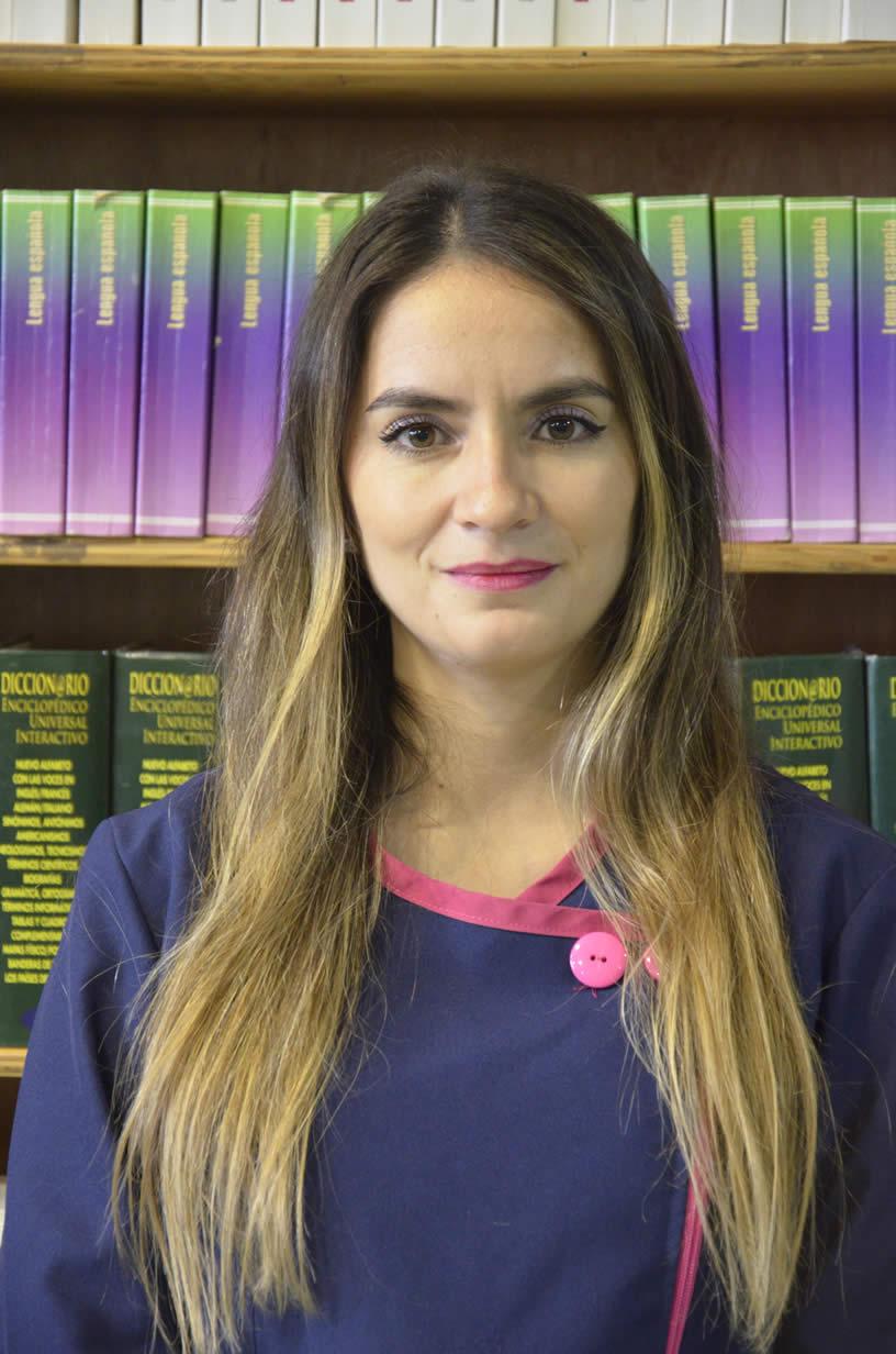 Marjorie Muriel Rojas Carrasco