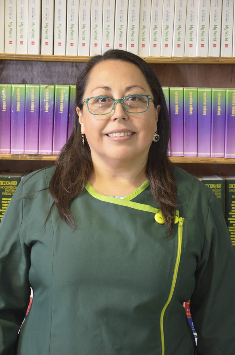 Lorena Encarnación Oyarzún Gatica